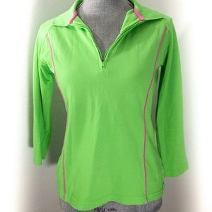 Lilly Pulitzer Women's long sleeve V neck size S